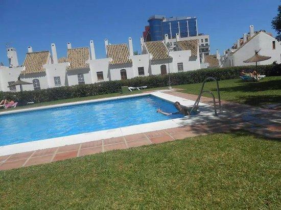 El Greco: piscina greco