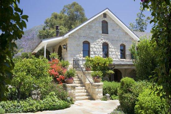 Stonehouse Restaurant at San Ysidro Ranch: Stonehouse Exterior