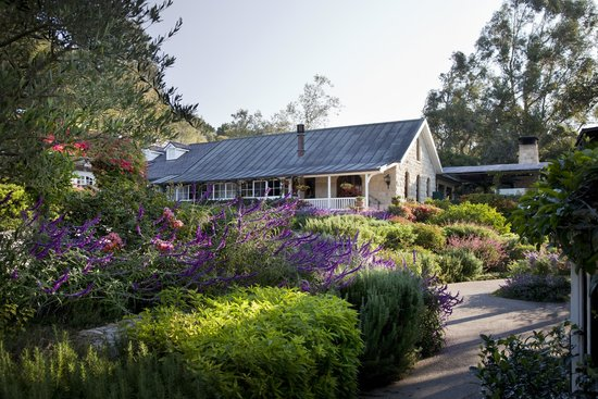 Stonehouse Restaurant at San Ysidro Ranch