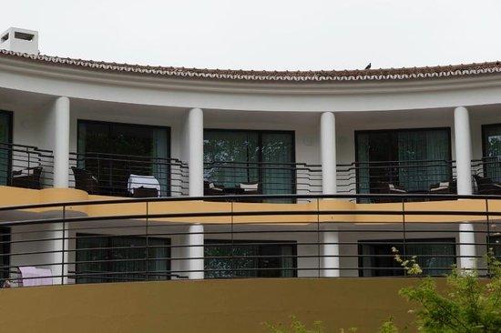 Terra Nostra Garden Hotel: Balcony