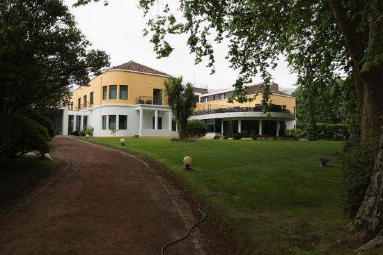 Terra Nostra Garden Hotel: Garden Entrance