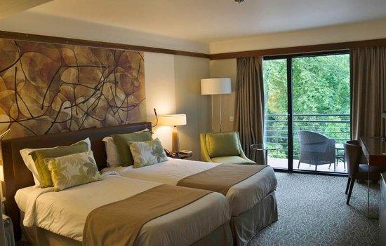 Terra Nostra Garden Hotel : Garden View Room