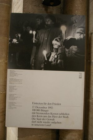 St.-Sebaldus-Kirche: Fight For Peace 1