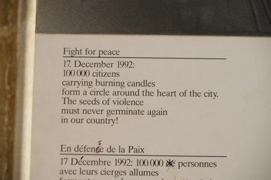 St.-Sebaldus-Kirche: Fight For Peace 2
