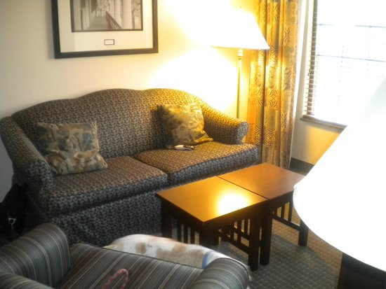 Staybridge Suites Eastchase Montgomery: Family Area