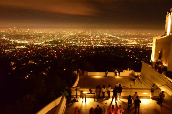 Observatoire Griffith : Los Angeles Skyline