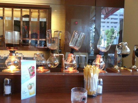 Kaneyoshi Ryokan: Super cafe in dr nãhe
