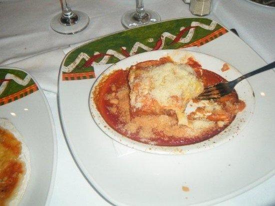 Iberostar Mojito: Italian restaurant