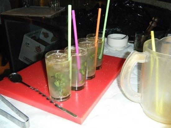 Iberostar Mojito: Drinks