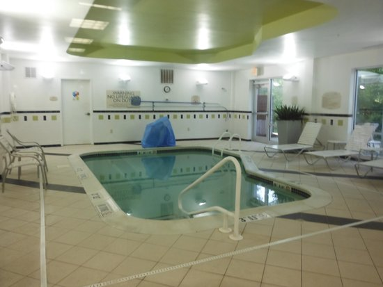 Fairfield Inn & Suites Raleigh-Durham Airport/Brier Creek: pool