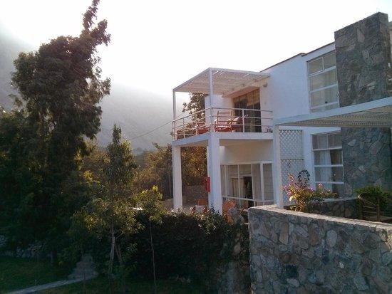 Hotel Los Palomos: Habitaciones tipo bungalow