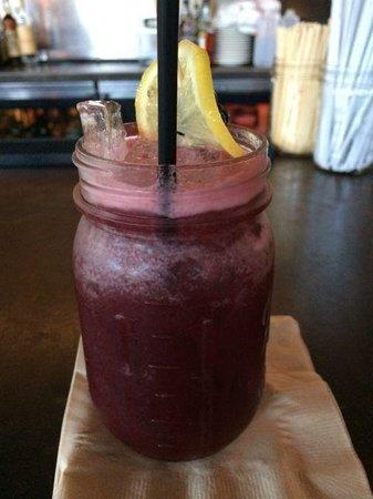 Yardbird - Southern Table & Bar : Blackberry Bourbon Lemonade