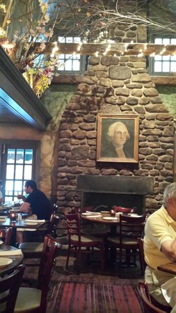 Photo of American Restaurant GW Tavern at 20 Bee Brook Rd, Washington Depot, CT 06794, United States