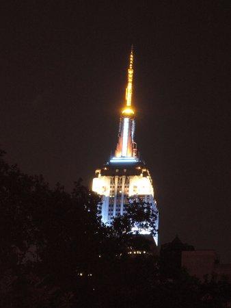 Mr Biggs Bar & Grill: Empire State Celebrates Argentina's Win