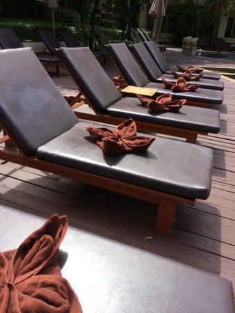 Crown Lanta Resort & Spa: the main pool