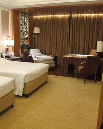 The Ritz-Carlton, Chengdu: standard room