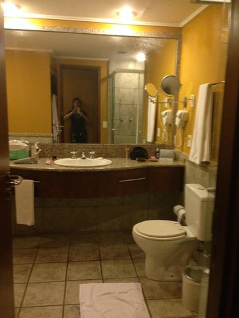 Vila Galé Eco Resort de Angra : banheiro