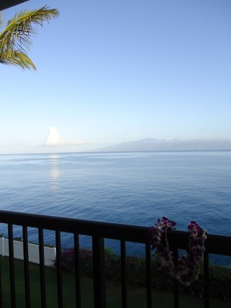 Sheraton Maui Resort & Spa: View from our Lanai