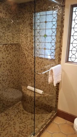 Royal Palms Resort and Spa: Shower