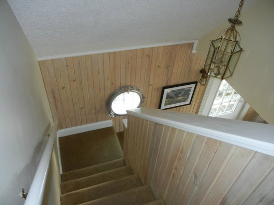 Small Narrow Staircase Picture Of Lighthouse Landing Resort