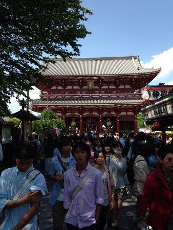 Nakamise Shopping Street (Kaminarimon): Shopping !