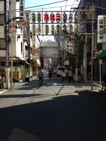 Nakamise Shopping Street (Kaminarimon): Rue adjacente