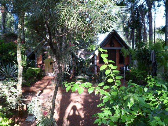 Hostel Paudimar Campestre: Chalés acomodações