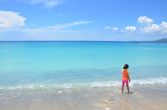 Dahican Beach: Beach