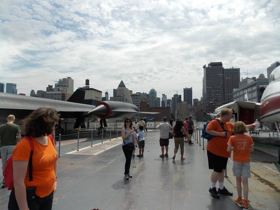 Intrepid Sea, Air & Space Museum : Blackbird