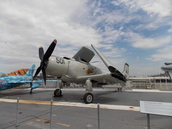 Intrepid Sea, Air & Space Museum : Skyrider