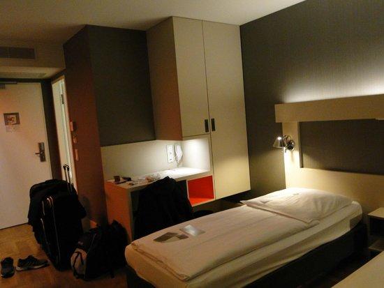Hotel AMANO: HABITACION