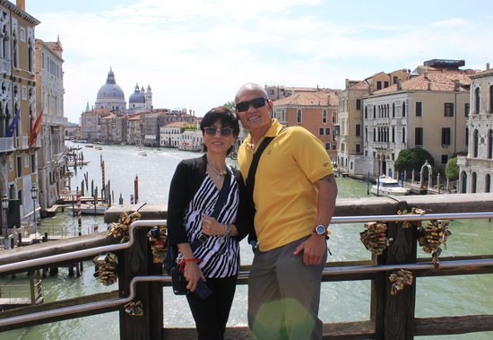 Ponte dell'Accademia: Bridge of Love