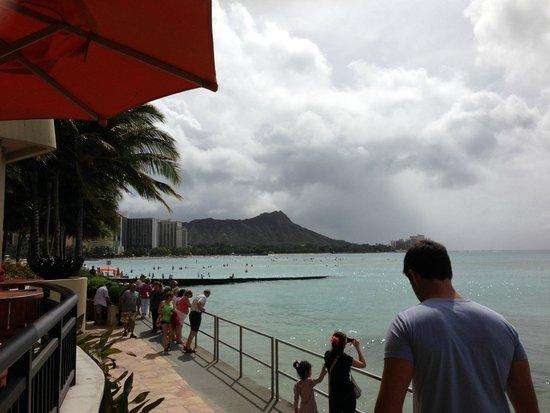 Sheraton Waikiki: pool