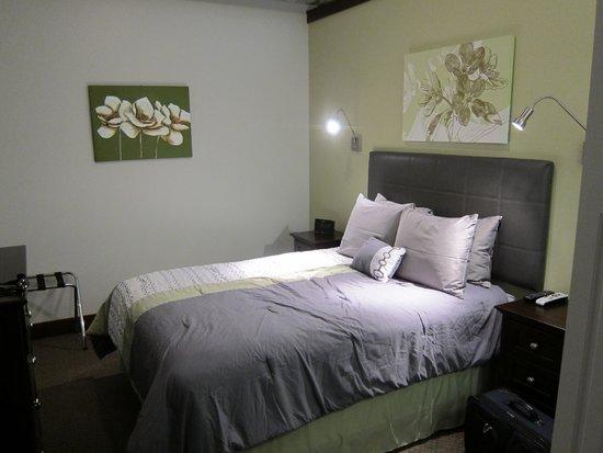 Teerman Lofts: Bedroom