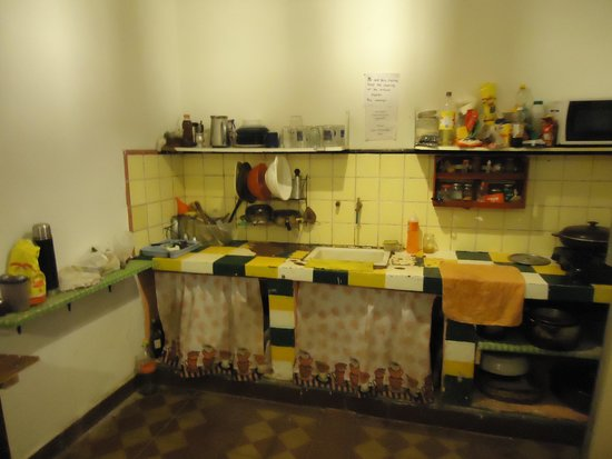 Huayra Sanipy: The Kitchen