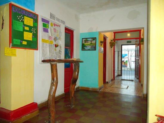 Huayra Sanipy: Foyer