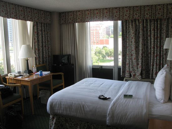 Best Western Grant Park Hotel: Clean room and comfortable bed