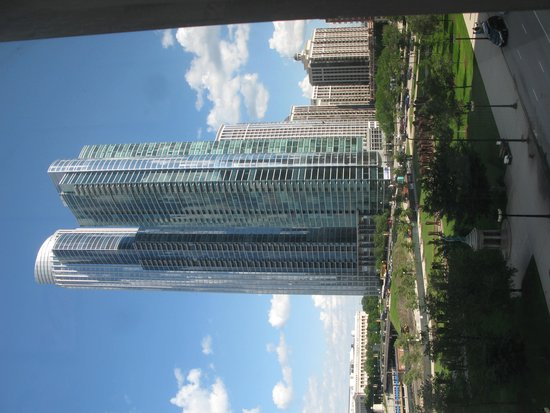 BEST WESTERN Grant Park Hotel: One of the views from the room