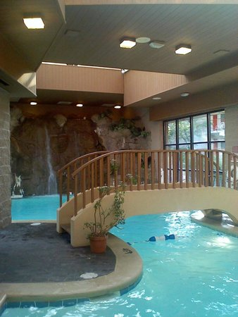Indoor Pool Hot Tub Baby Pool Picture Of Zoders Inn Suites Gatlinburg Tripadvisor