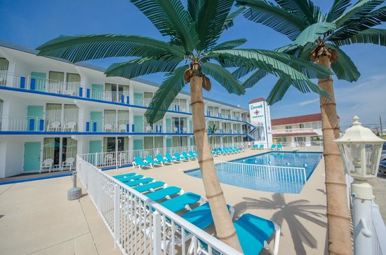 Comp Family Resort Motel Updated 2017 Prices Reviews Wildwood Crest Nj Tripadvisor