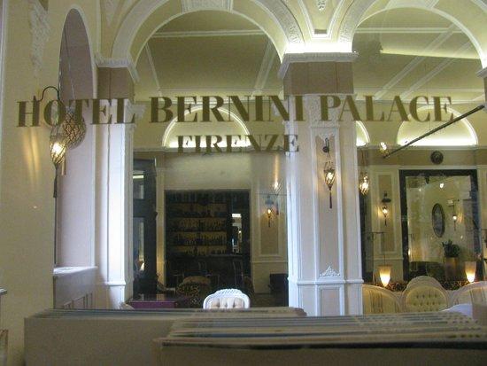 Bernini Palace Hotel: Lobby