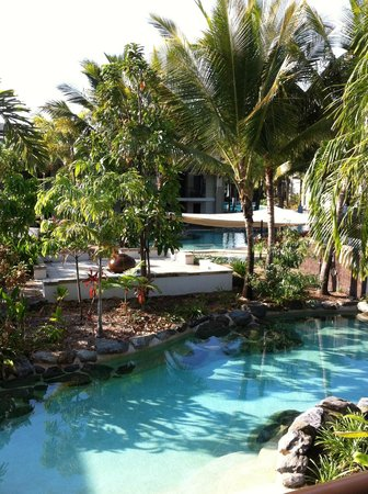 Pullman Port Douglas Sea Temple Resort & Spa : View from our balcony