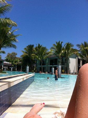 Pullman Port Douglas Sea Temple Resort & Spa : Pool