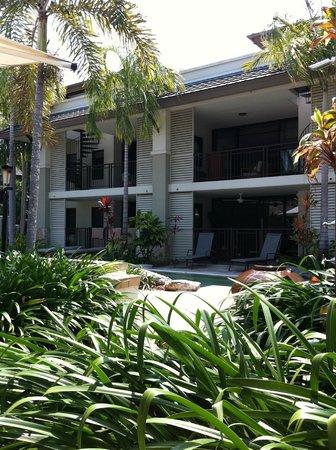 Pullman Port Douglas Sea Temple Resort & Spa : Our Apartment