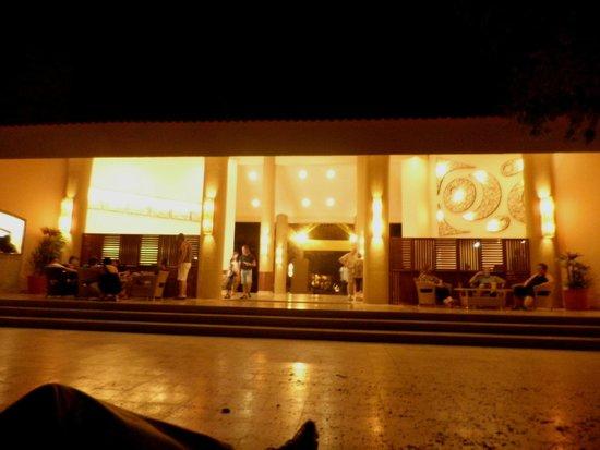 Viva Wyndham Maya : Ingreso Hotel