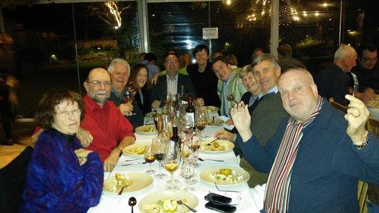 Coriole Winery: The Long Table Degustation Coriole Vineyard McLaren Vale SA