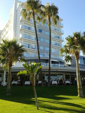 Hotel Riu Nautilus: Edificio Principal
