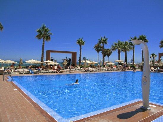 Hotel Riu Nautilus: Nueva zona de piscina