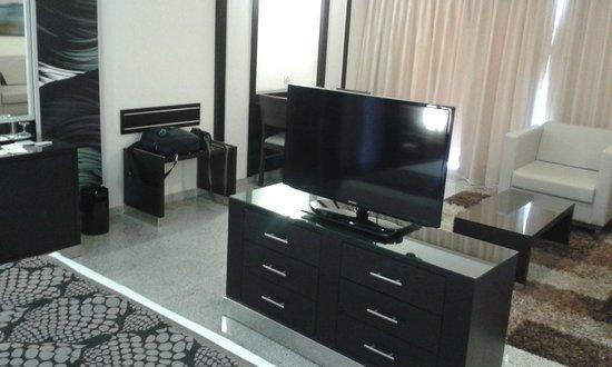 Hotel Riu Nautilus: Detalle habitación/suite