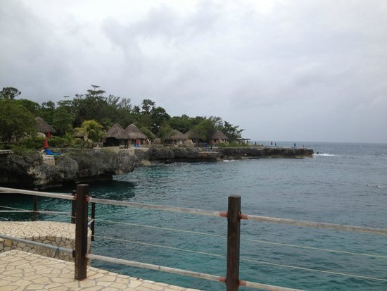 Rockhouse Hotel : View